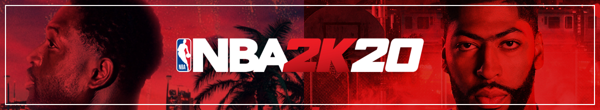 CEL NBA 2K 20: Season One